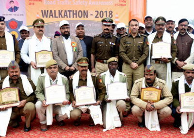 Walkathon_2018_road_safety_awareness_Shubham_Soti_Foundation_press_releases_Ashutsoh_Soti_Road_Safety_Lucknow_Uttar_Pradesh_India