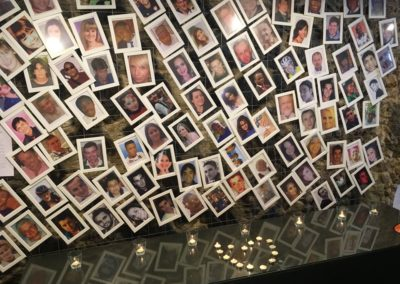 Photo Frames who lost their lives on roads