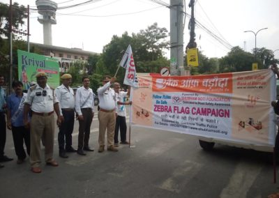 zebra flag campaign in association with Bank of Baroda (1)