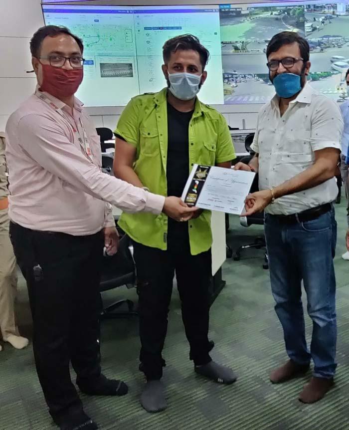 Shubham Soti Foundation launched Traffic Warrior Week